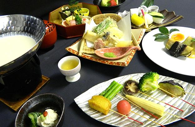 Meal | Kyoto Ryokan Watazen
